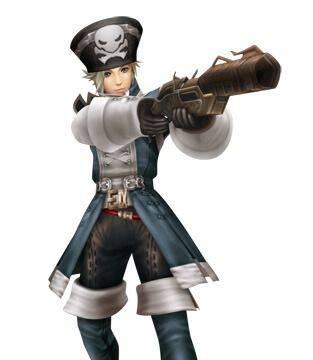 Nueva apariencia anunciada para Vaan en Dissidia 012 Final Fantasy