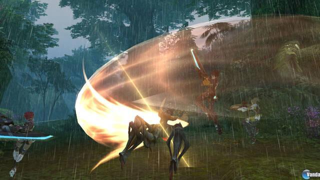 Primeras imágenes de Phantasy Star Online 2