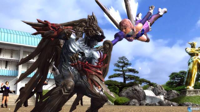 Nuevas imágenes de Tekken Tag Tournament 2