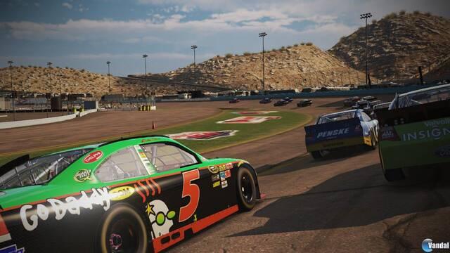 Nuevas imágenes de NASCAR 2011