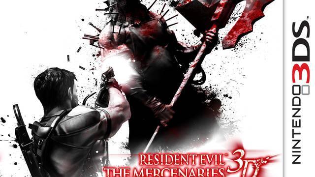 Mostrada la carátula europea de Resident Evil: The Mercenaries 3D