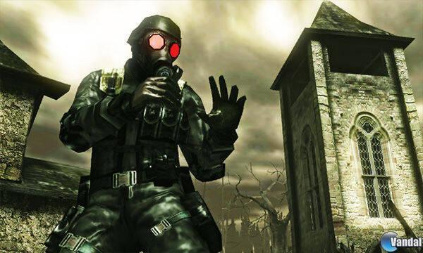 Resident Evil: The Mercenaries llega a Japón en junio