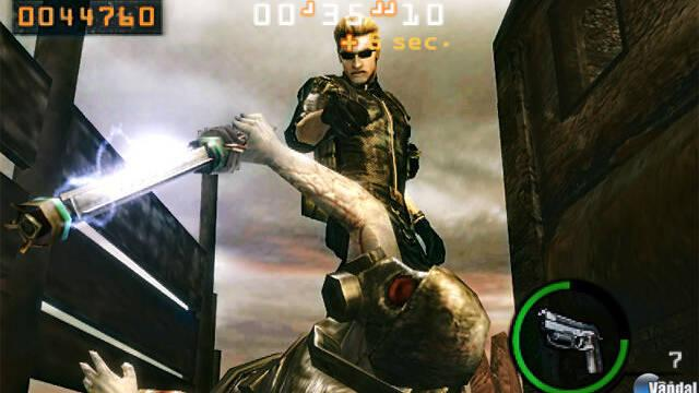 Nuevas imágenes de Resident Evil: The Mercenaries 3D