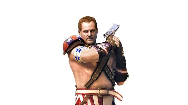 Nuevas ilustraciones de Resident Evil: The Mercenaries 3D