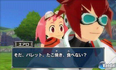 Nuevas imágenes de Megaman Legends 3