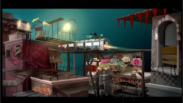 Anunciado Sideway para Playstation Network; primeras ilustraciones