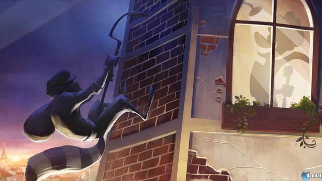 Sly Cooper: Thieves in Time se deja ver en nuevas imágenes