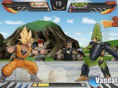 Lucha 3D de Goku para Nintendo DS