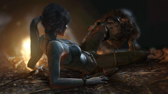 Lara Croft sigue luciéndose en nuevas imágenes de Tomb Raider