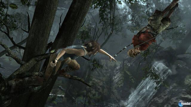 Tomb Raider se retrasa a 2013; nueva imagen