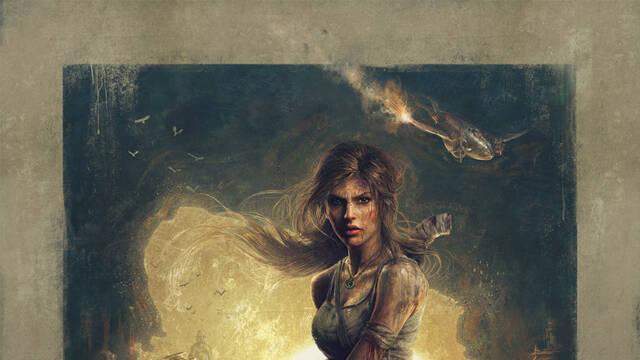 Tomb Raider tendrá un cómic oficial y su historia será canon