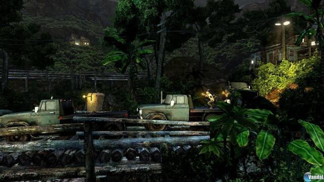 Uncharted: Golden Abyss muestra la jungla con todo detalle en las nuevas imágenes