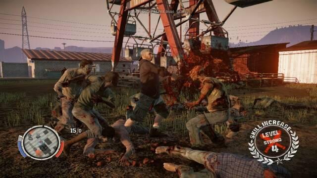 El parche de State of Decay en Xbox 360 no soluciona nada