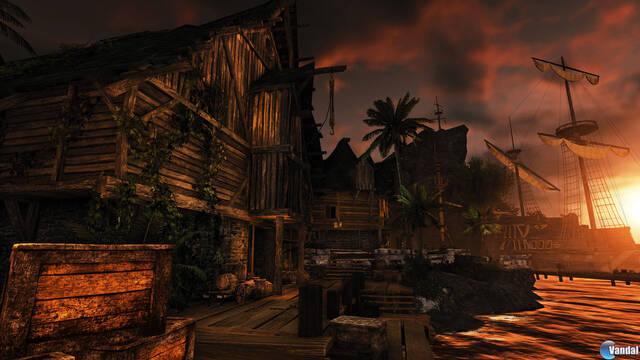 Nuevas imágenes de Risen 2: Dark Water