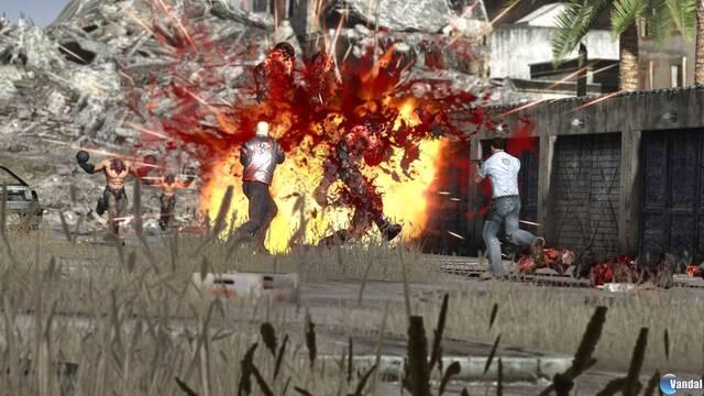 El cooperativo de Serious Sam 3: BFE se muestra en imágenes