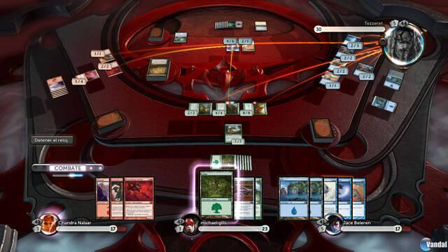 Presentación de Magic: The Gathering - Duels of the Planeswalkers 2012