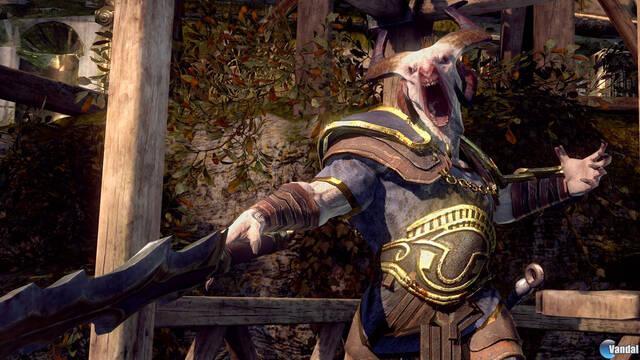 God of War: Ascension se muestra en el E3 2012