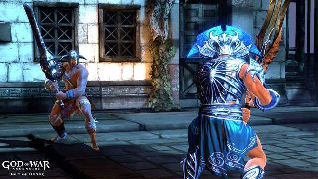 God of War: Ascension añade un nuevo modo versus