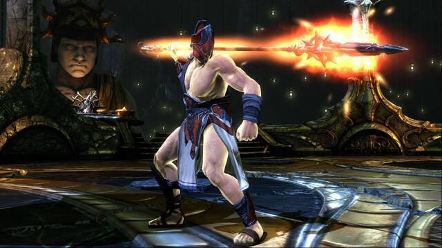 God of War: Ascension recibe nuevas armas cooperativas