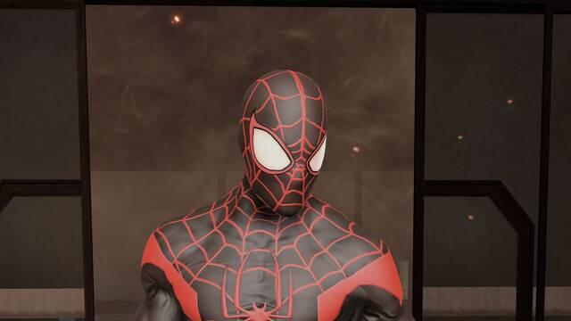 Spider-Man luce nuevo aspecto en Edge of Time