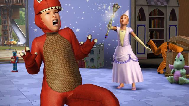 Los Sims 3 ¡Menuda Familia! será la nueva expansión de la saga