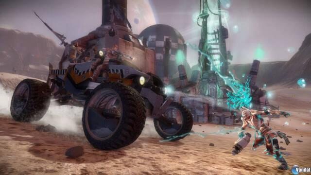 Cierran los servidores de Starhawk para PlayStation 3