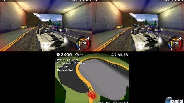 Primeras imágenes de Need for Speed: The Run para Nintendo 3DS