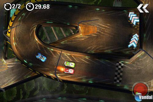 Los creadores de Trials HD presentan DrawRace 2 para iPhone