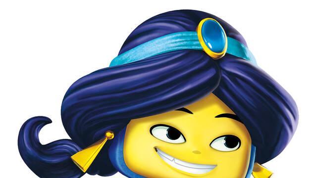 Se muestra el mundo de Aladdin en Disney Universe