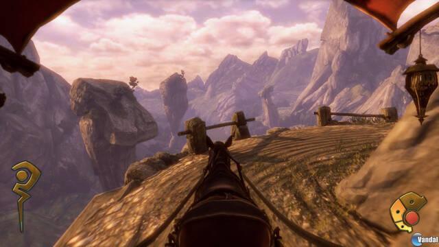 Fable: The Journey usará Kinect