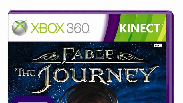 Revelada la portada de Fable: The Journey