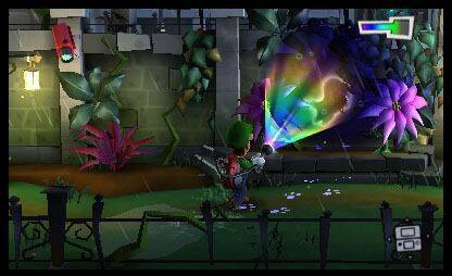 Luigi's Mansion: Dark Moon se deja ver en nuevas imágenes