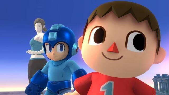 Super Smash Bros. sigue mostrándose en imágenes