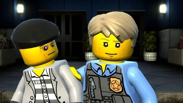 Completo repaso en imágenes a LEGO City Undercover