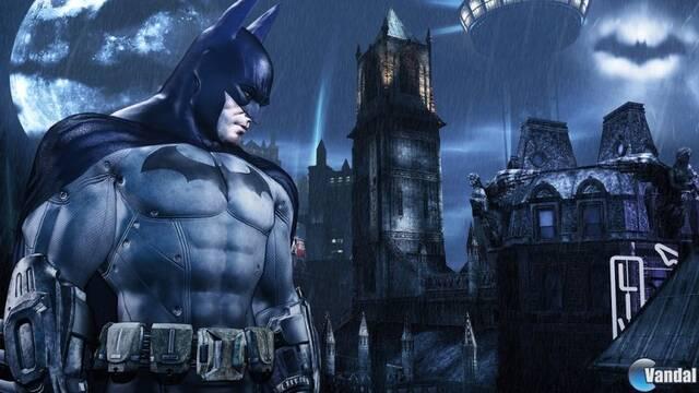 Nuevas imágenes de Batman: Arkham City