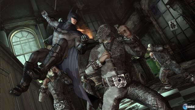 Bane se muestra en Batman: Arkham City