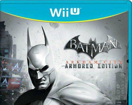 Desvelada la portada de Batman: Arkham City Armored Edition