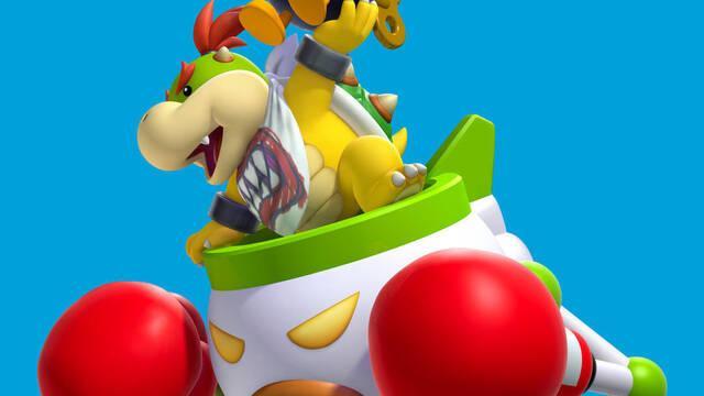 Nuevas ilustraciones de New Super Mario Bros. U
