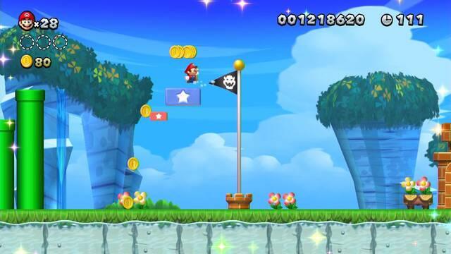 Nuevas imágenes de New Super Mario Bros. U