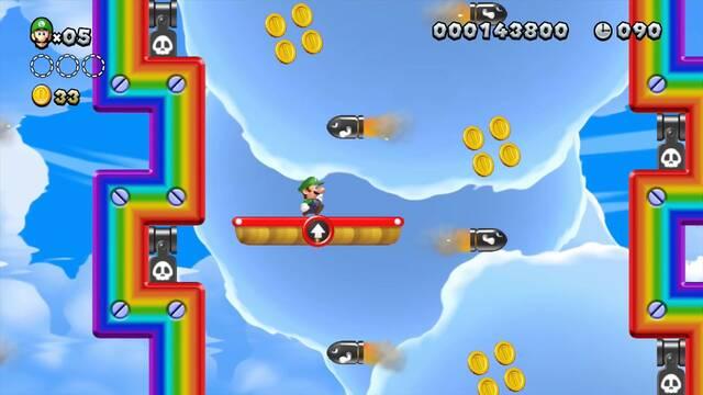 New Super Luigi U será el primer contenido descargable para New Super Mario Bros. U