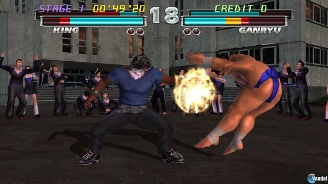 Nuevas imágenes de Tekken Tag Tournament HD y Tekken Tag Tournament 2