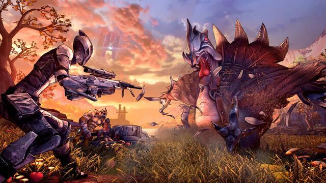 Borderlands 2 estrena el sistema de moderación de reseñas de Steam
