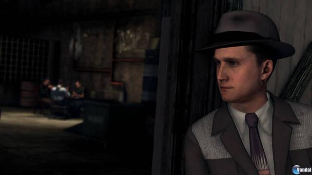 Nuevas imágenes del nuevo caso de L.A. Noire