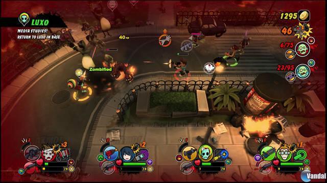 All Zombies Must Die! también llegará a Xbox Live Arcade