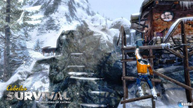 Activision anuncia Cabela's Survival: Shadows of Katmai