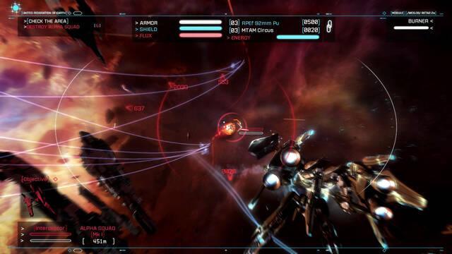 Strike Suit Zero llegará a PC el 24 de enero