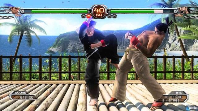 Nuevas imágenes de Virtua Fighter 5 Final Showdown
