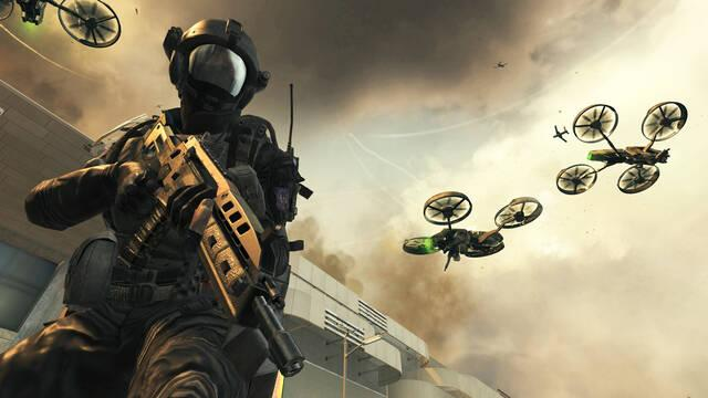 Fichan al director de Call of Duty: Black Ops II para pensar en el futuro de la guerra