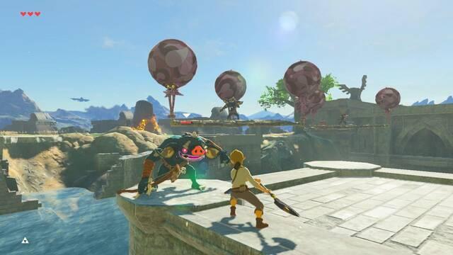 El modo difícil de Zelda: Breath of the Wild usará guardados separados