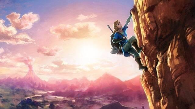 Aparece una nueva ilustración de The Legend of Zelda